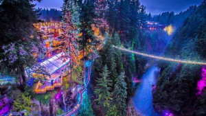 Capilano Suspension Bridge: