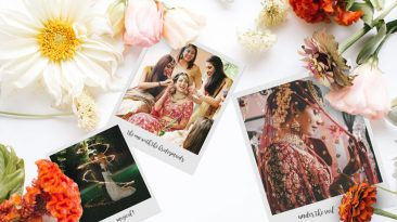 5 photography ideas to spice up your wedding album