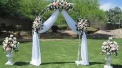 How To Make Wedding Arches DIY