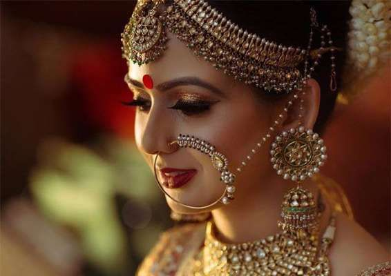Latest Indian Bridal Jewellery for the Wedding Season