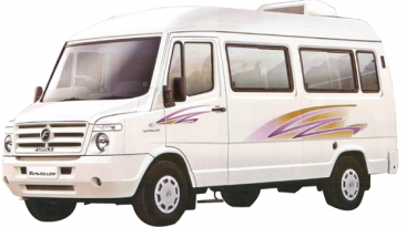 Tempo Travellers for a seamless travel experience