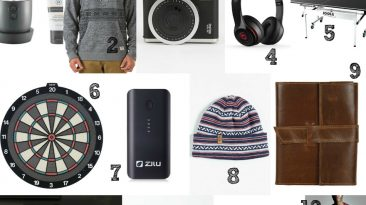 10 Cool Presents for Teenage Guys