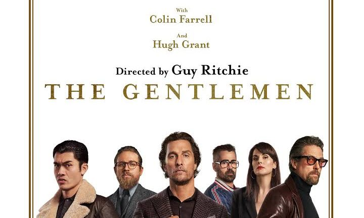 Where I can Download the Gentlemen (2019)